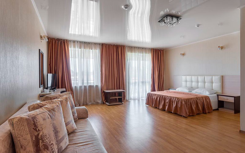 Отель Олимп Анапа 3*